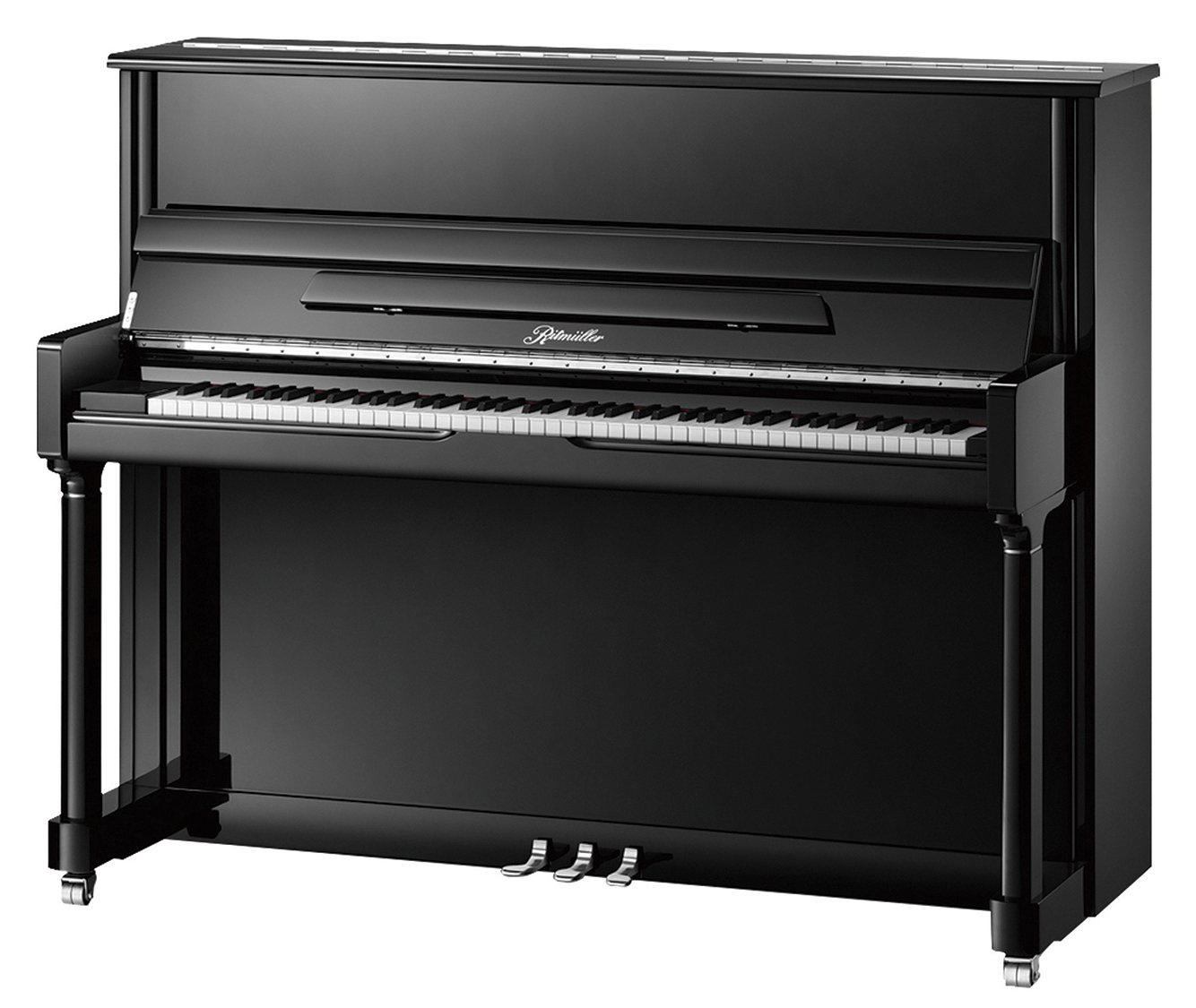 Ritmuller Traditional Studio Upright Piano