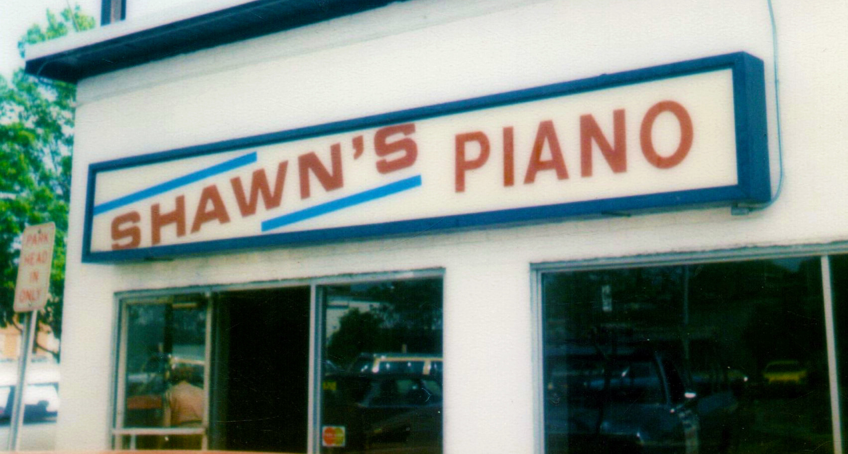 Shawn's Piano Original Location